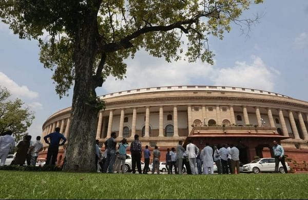 Parliament Monsoon Session Day 3. (Photo | EPS/ Shekhar Yadav)