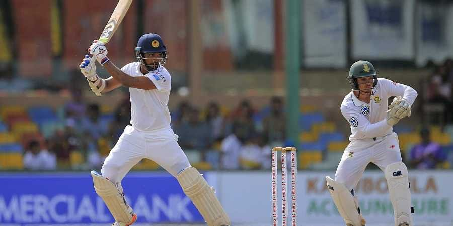 Sri Lankan cricketer suspended after friend accused of rape