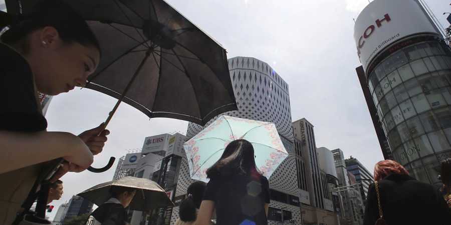 Japan Authorities Declare Heatwave a Natural Disaster as Death Toll Reaches 80