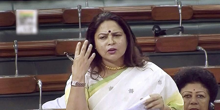 Image result for meenakshi leader pti
