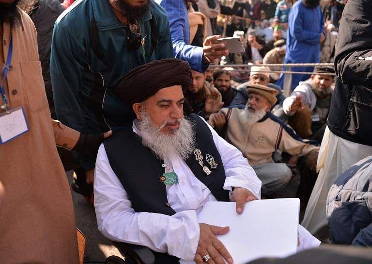 KHADIM HUSSAIN RIZVI | AFP