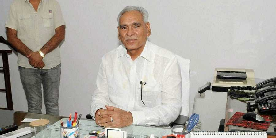 Minister of State for Commerce and Industry C R Chaudhary