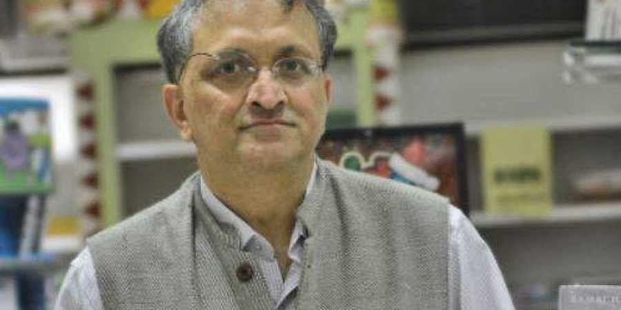 Ramachandra Guha (File