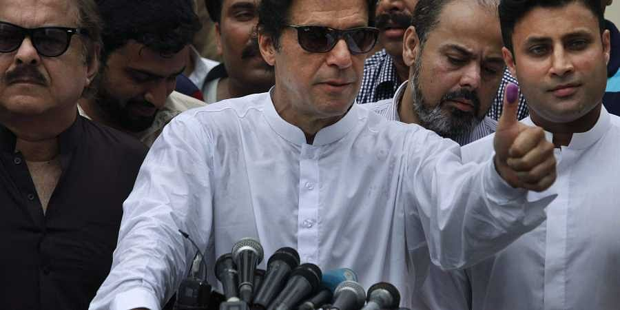 Imran Khan on cusp of power in Pakistan