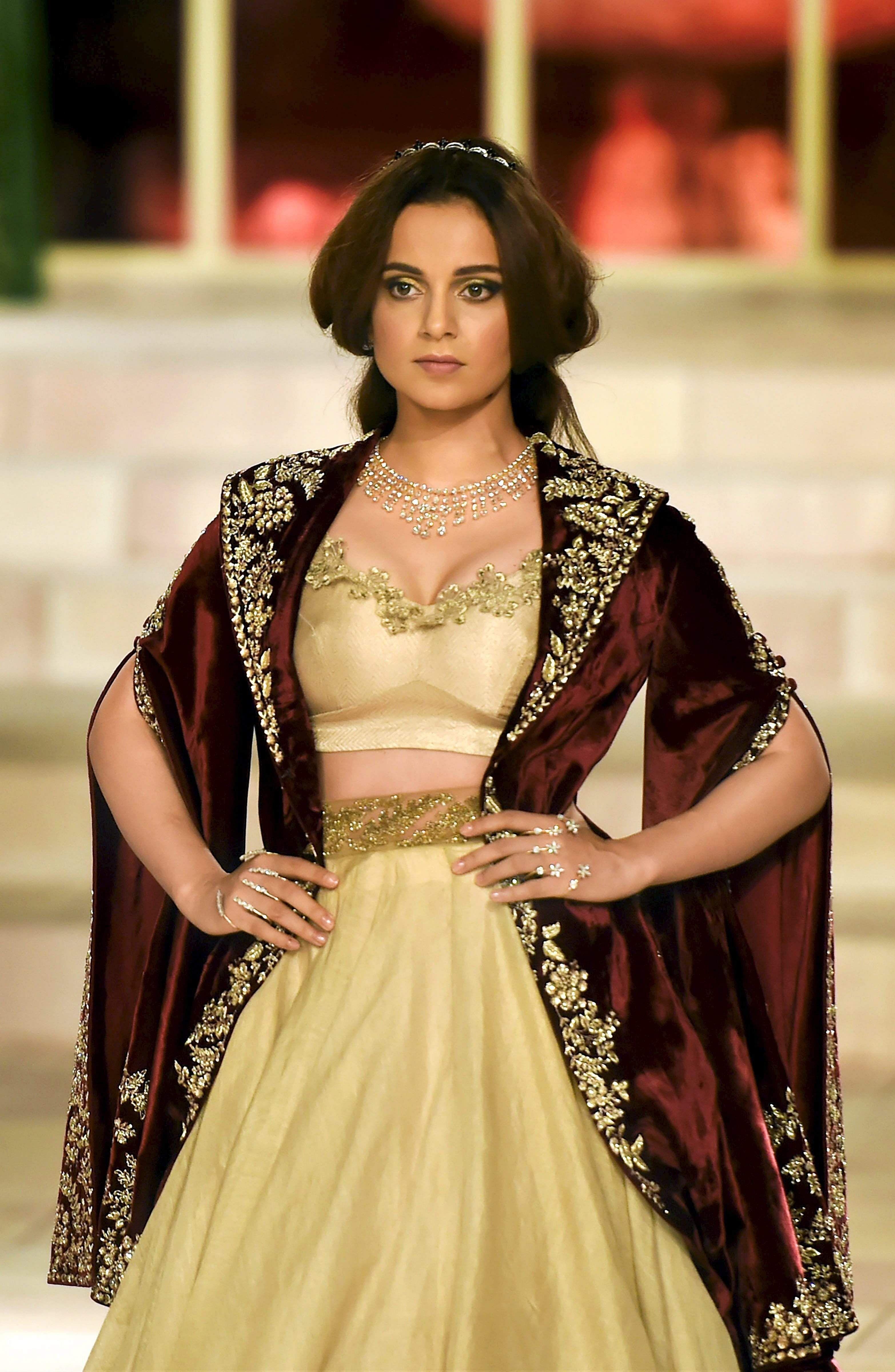 Kangana Ranaut-India Couture Week