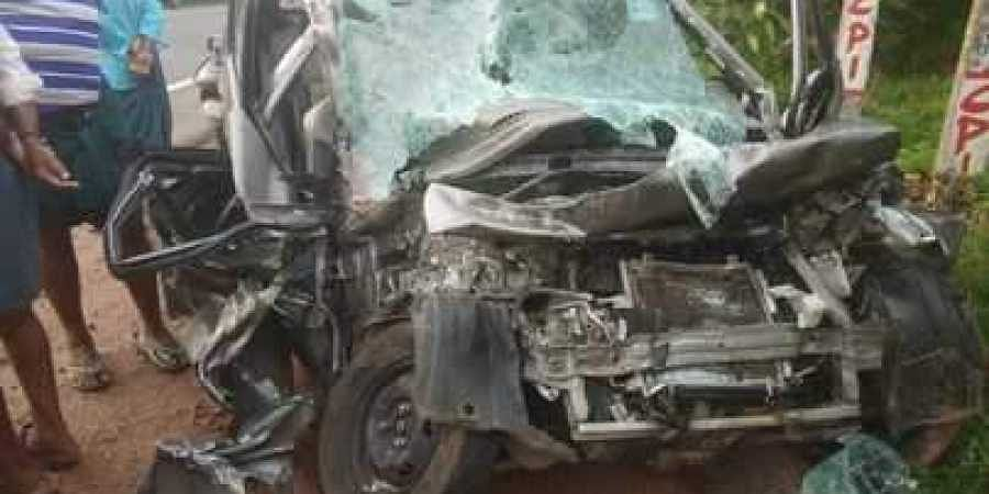 Kerala Three Including Police Officer Killed In Road Accident At