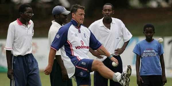 Former England pacer Darren Gough