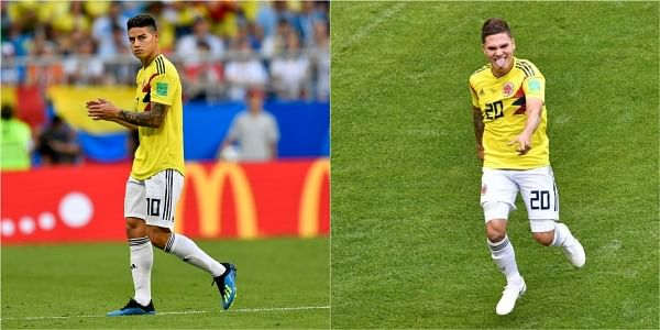 a68607f1c70 World Cup  Enigmatic Juan Fernando Quintero steps up for Colombia as ...