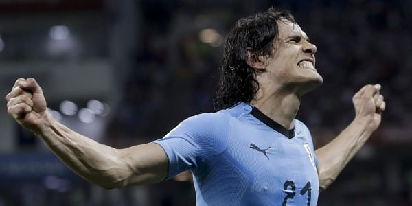Fifa World Cup 2018 Edinson Cavani Did Not Tear Calf Muscle Confirm Uruguay The New Indian Express