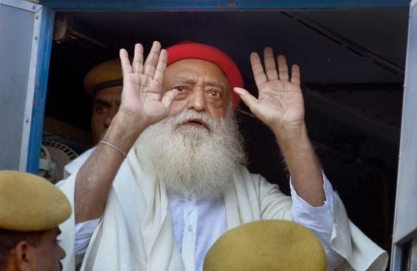 Asaram Bapu. (Photo | PTI)