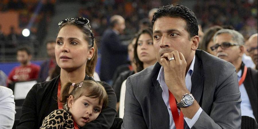Lara dutta dating mahesh bhupathi wedding