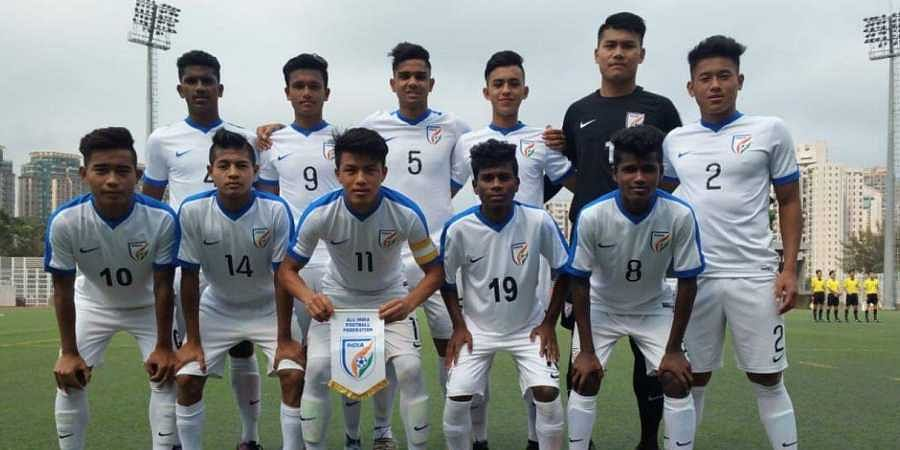 India U-16 pitted against Iraq, Japan at WAFF Championship