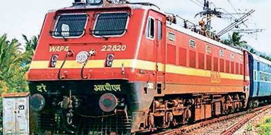 express train engine coach derail at howrah station services hit