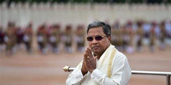 Congress Legislature Party leader Siddaramaiah