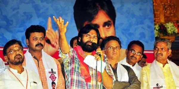 Jana Sena chief Pawan Kalyan warns Telugu Desam Party leaders