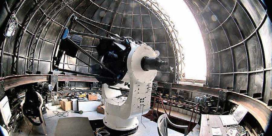 India S First Robotic Telescope Begins Operations In Ladakh The