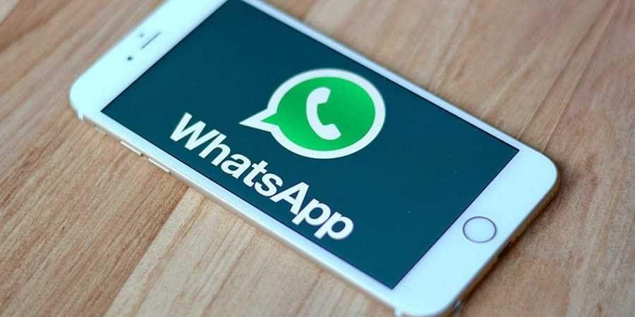 WhatsApp Image for Representational Purposes.