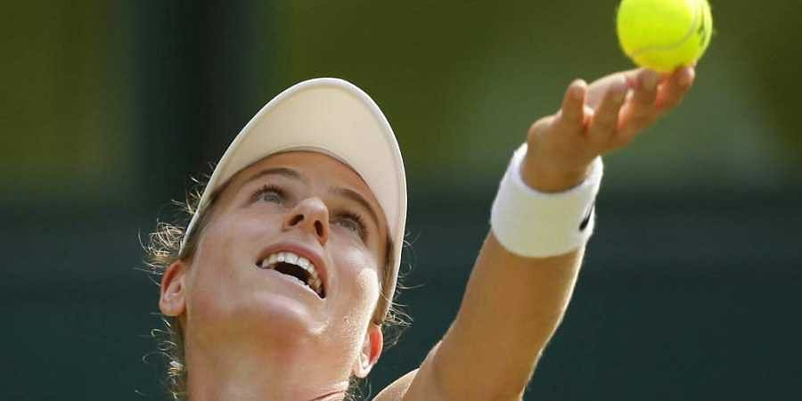 Wimbledon: Konta crashes in the second round to impressive Cibulkova