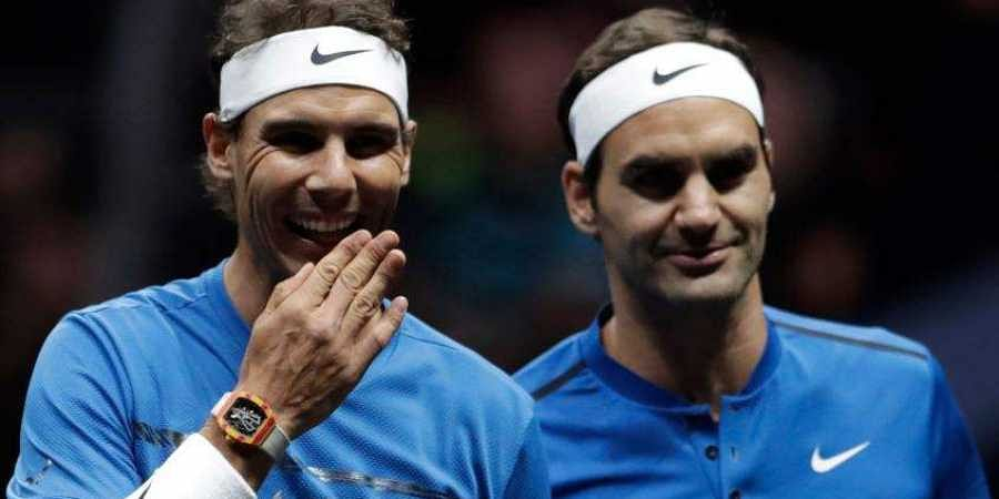 Roger Federer seeded ahead of Rafael Nadal for Wimbledon- The New Indian  Express