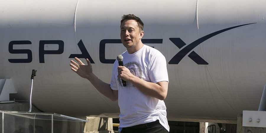 SpaceX CEO Elon Musk | File  AP