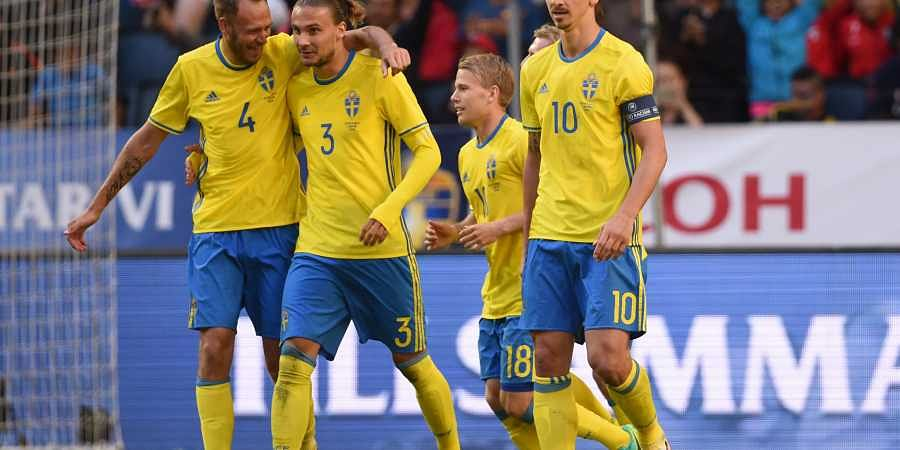 Zlatan Ibrahimovic says Sweden has big chance to win FIFA