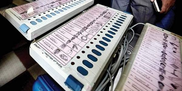 EVM, electronic voting machine