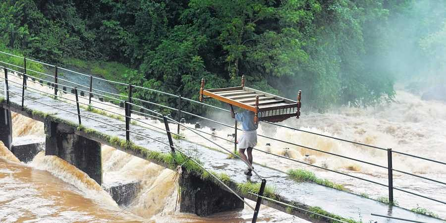 Rain fury continues in Kerala, two more shutters of Idukki reservoir opened