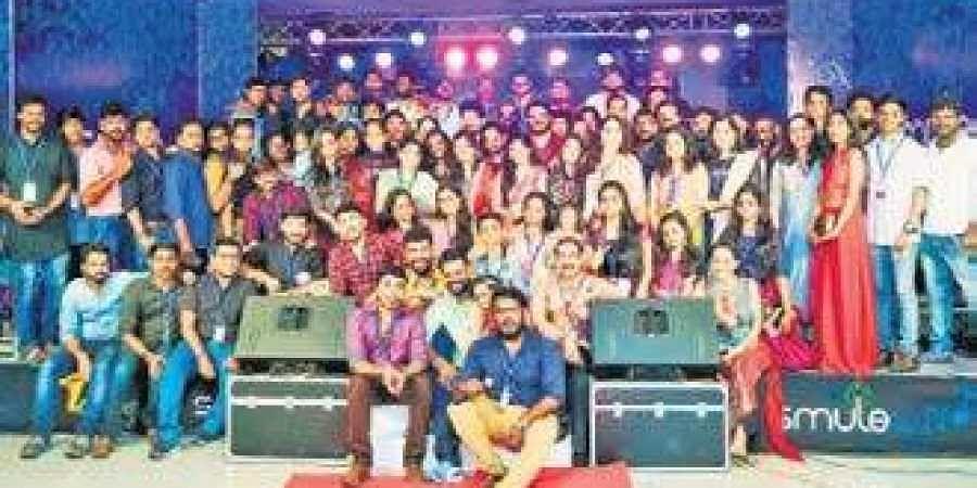 Smule app users: 'Strings' meetup in Kochi on August 12- The