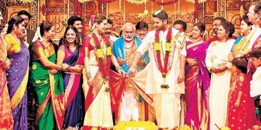 Srinivasa Kalyanam' movie review: No feel, no soul- The New Indian Express