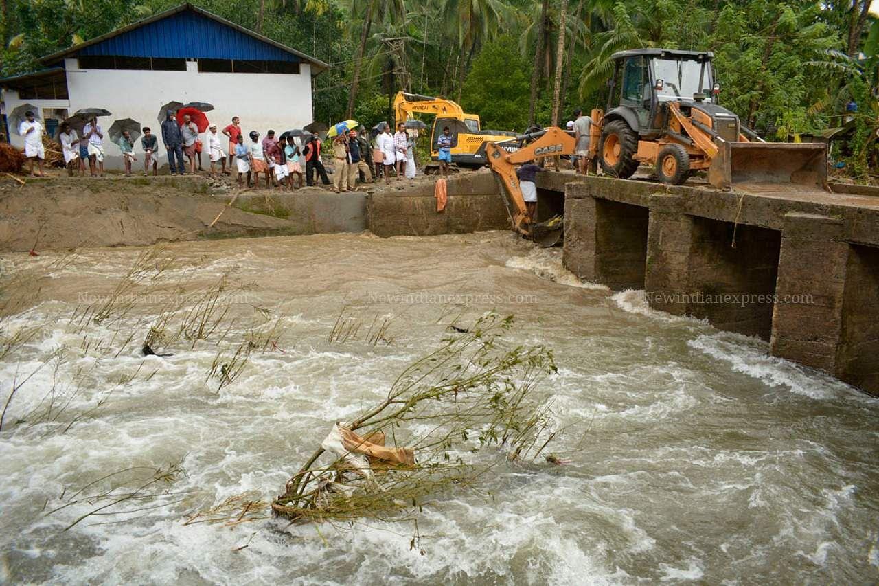 Flood and landslide