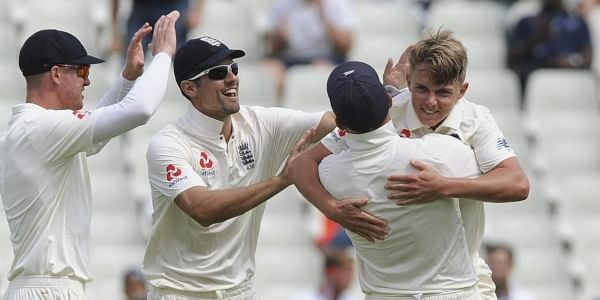 England won the second Test against India by an innings and 159 runs. (File Photo | AP)