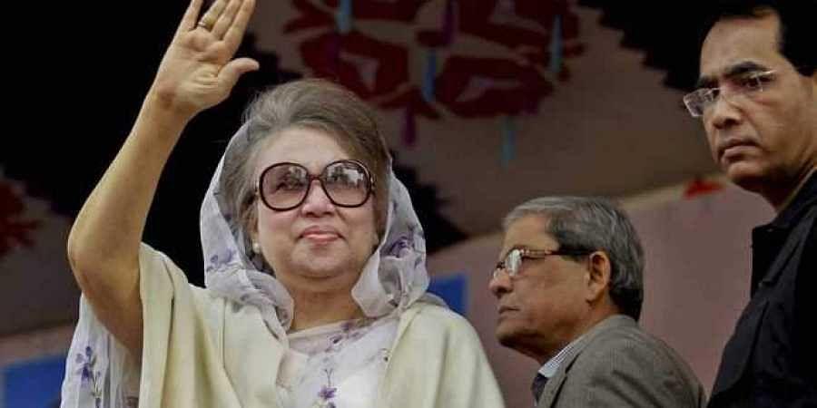 Former Prime Minister Khaleda Zia   File PTI