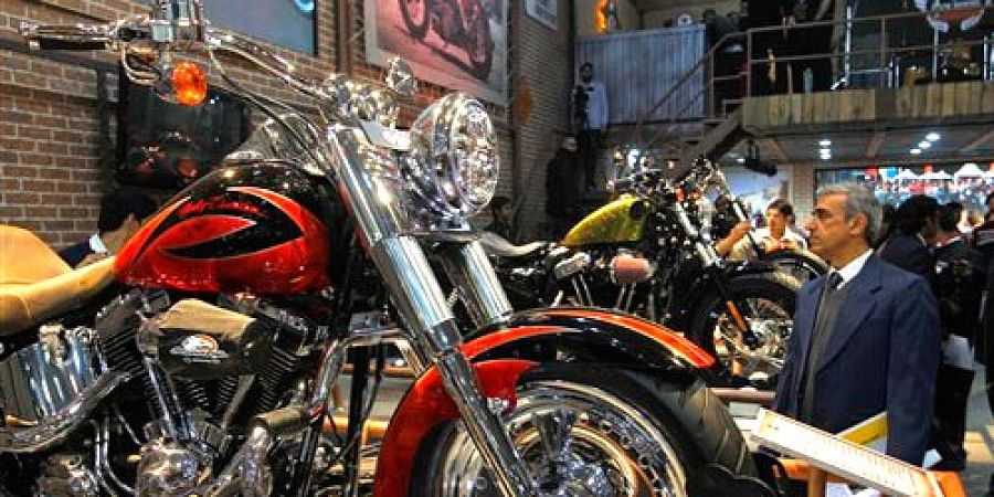 Harley Davidson declined to comment on Trump