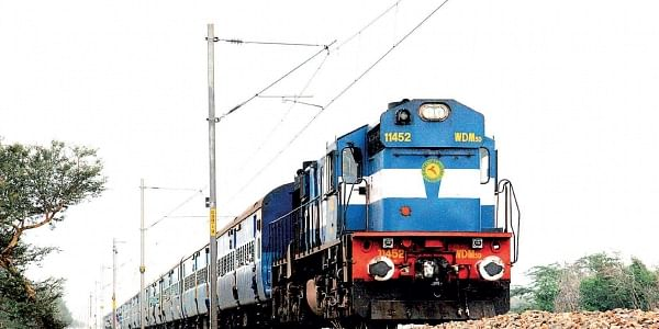 Train, Railways