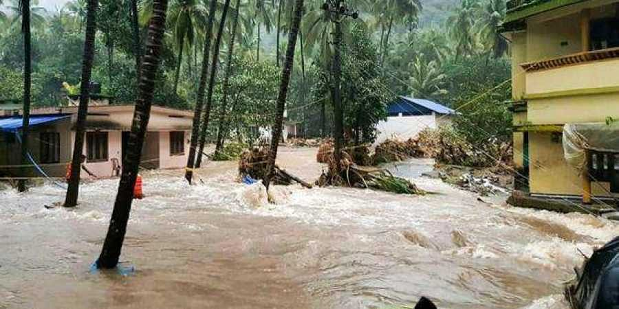 Kerala Monsoon: Hefty rains lash Wayanad, Palakkad, Punalur, Alappuzha