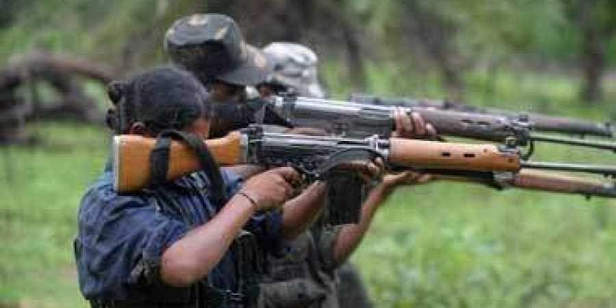 naxal-Maoists