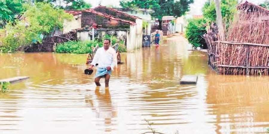 Encroached catchment areas killing Hyderabad lakes- The New