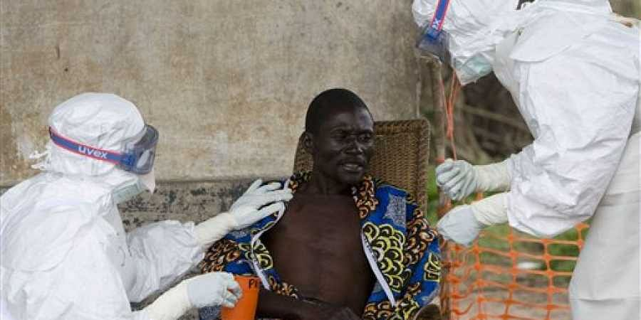 Newshour, DR Congo trials experimental Ebola treatment