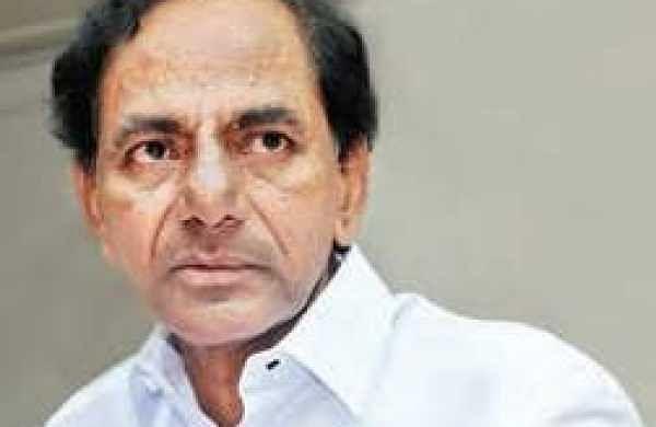 K Chandrasekhar Rao.