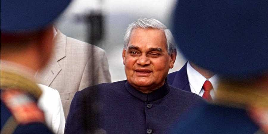 Atal Bihari Vajpayee's death has left a vacuum in Indian polity