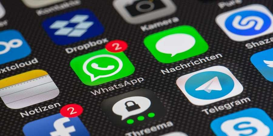 messaging app, telegram, whatsapp,facebook