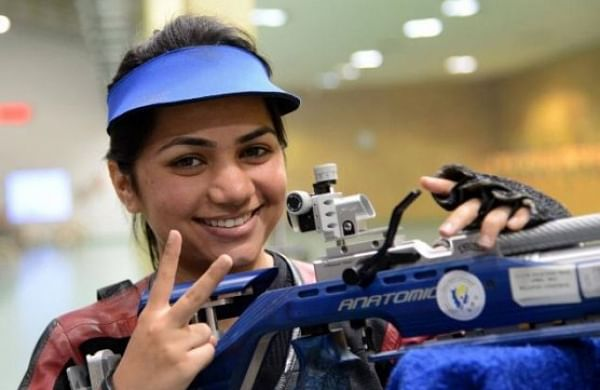 Rifle shooter Apurvi Chandela (File|PTI)