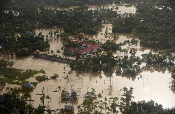 File Photo of Kerala Floods. | (Albin Mathews | EPS)