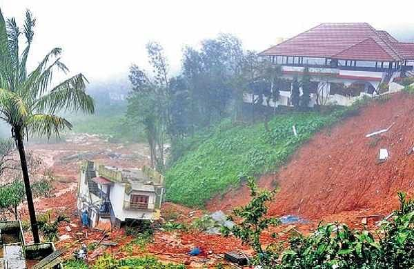Environmentalists say rampant constructions on forest land is one of the major reasons behind the landslides in Kodagu | Express