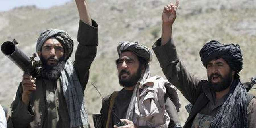 Taliban militants
