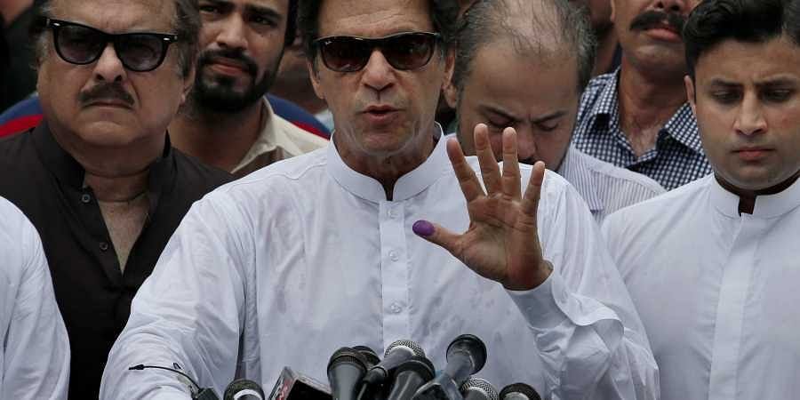 Imran Khan. (File | PTI)