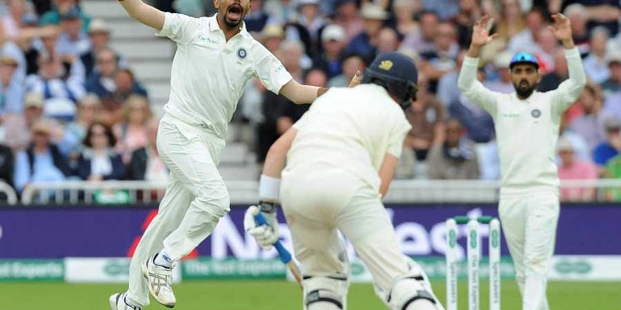 Image result for Jasprit Bumrah leads from front to put India on brink of victory against England