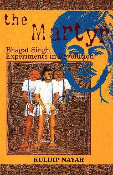 As the name suggests, this book narrates Bhagat Singh's life and idiologies. Bhagat Singh was one of the most influential revolutionaries. He was arrested for throwing a bomb in the Central Legislative Assembly And He was hanged in 1931 for killing a police officer with a pistol. (Photo | Amazon)