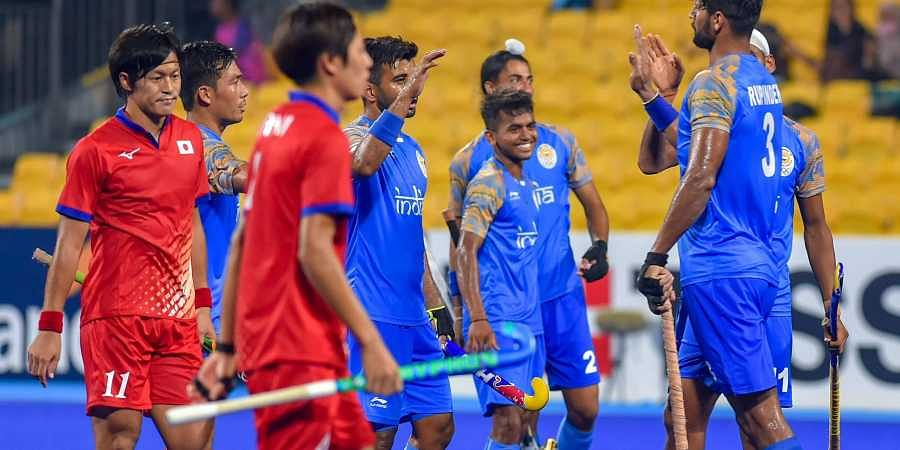 Criticism asian game hockey result