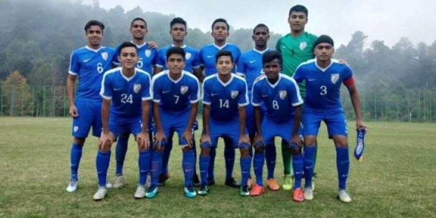 India U-16 football team beat Turkish side Besiktas 5-1- The